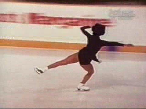 Emi Watanabe 1975 Skate Canada SP