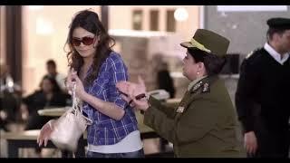 كوميديا الام المصرية لما تروح توصل بنتها وهيا مسافرة  ????????