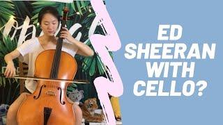 Ed Sheeran I Don't Care Cello Arrangement