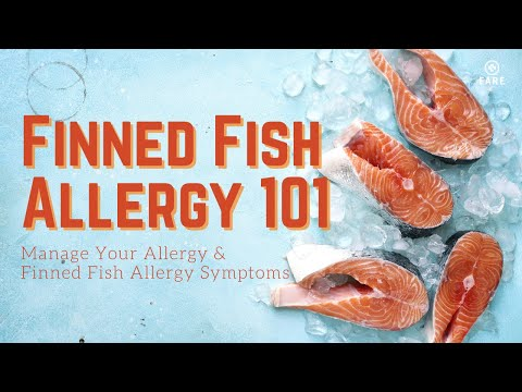 Food Allergy 101: Manage Fish Allergies | Fish Allergy Symptoms