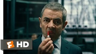 Johnny English Reborn (9/10) Movie CLIP - Mind Control (2011) HD