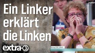 Ein Linker erklärt die Linken | extra 3 | NDR thumbnail