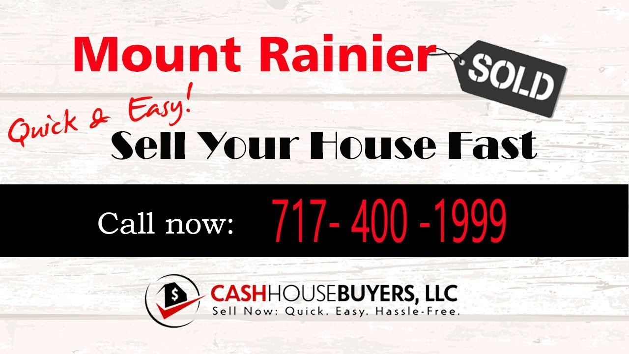 HOW IT WORKS We Buy Houses Mount Rainier MD | CALL 7174001999 | Sell Your House Fast Mount Rainier M