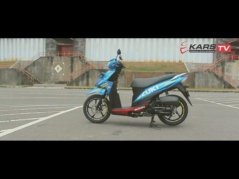Episode 4 : Review Suzuki Address 115Fi by KARS TV