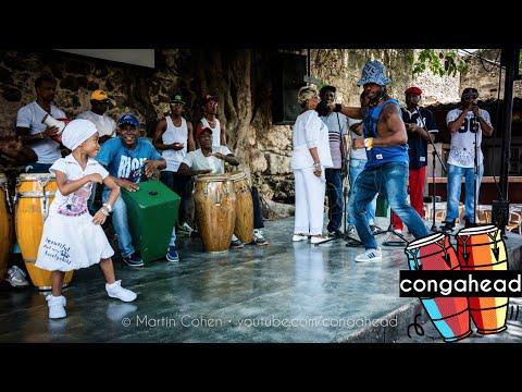 Los Muñequitos De Matanzas Live in Matanzas, Cuba