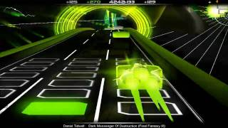 Lets Audiosurf VVG 10 - Dark Messenger Of Destruction