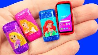 як зробити іграшковий телефон