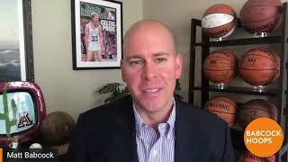 2020 NBA Mock Draft Q&A with Matt Babcock