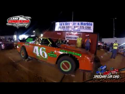 #46 Buzz Henson - Pony - 8-25-18 Lake Cumberland Speedway - In Car Camera