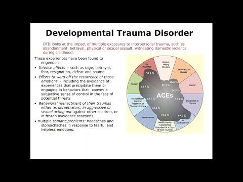 Defining the Impact of Developmental Trauma and Outlining the Road to Recovery