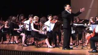 Download Symphony No. 8 Finale, Antonin Dvorak, arranged by Sandra Dackow MP3 song and Music Video