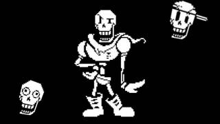 Undertale - Bonetrousle (Slowed down to 80%)