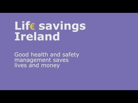 Lif€ Savings Ireland campaign
