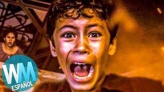 ¡Top 10 Inicios de Películas de Terror!