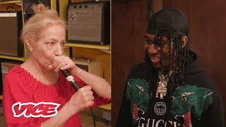 Becoming a SoundCloud Rapper at Age 75