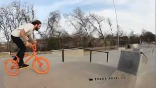 Empire Bmx - Aaron Ross BMX Edit 2012 [HD]
