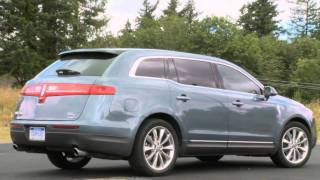 First Test Drive Of THe 2010 Lincoln MKT With Nik J. Miles