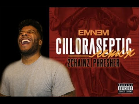 Eminem - Chloraseptic Remix (Review/Rant) #Meamda