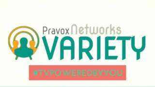 Pravox VARIETY: #TVPoweredByYou [Station ID]