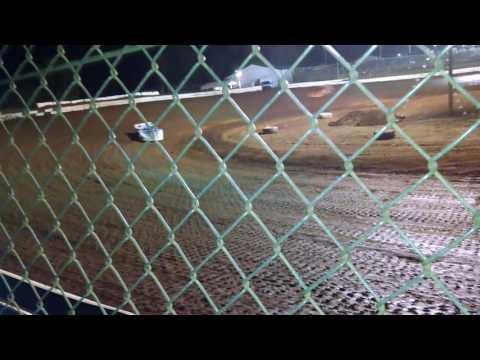 Duck River Speedway 2016 October 13 practice