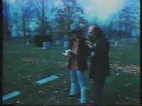 Bob Dylan and Allen Ginsberg Visit the Grave of Jack Kerouac (1975)