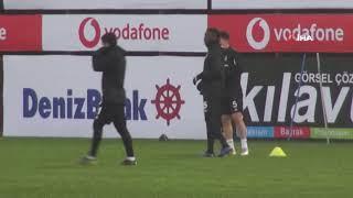 Beşiktaş'ta Malatyaspor Hazırlıkları Sürüyor