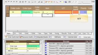 2a1 Creating Master Data - Production Scheduling Software Asprova, Hands on training