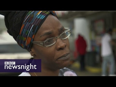 What did Obama's presidency mean for race relations in America? - BBC Newsnight