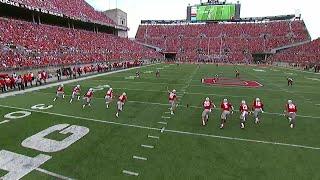 Ty Johnson's 100-Yard Kick-off Return Touchdown vs. Ohio State