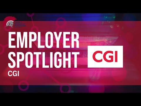 Employer Spotlight: CGI