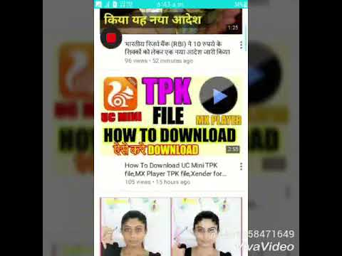 How-to-download-mx-player-tpk-file tagged Clips and Videos