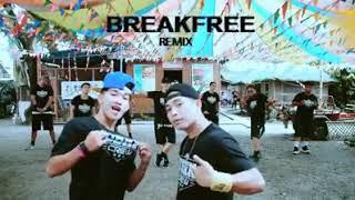 I want to break free - Queen | Malaysian Remix Zumba👍