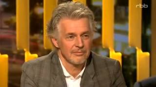 Interview Frank Schaetzing in Thadeusz 01.04.2014