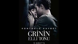 Grinin Elli Tonu / Fifty Shades of Grey - Türkçe Altyazılı Yeni Fragman