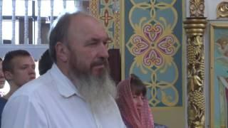 Поздравление Владыки Ефрема с Днем рождения Запорожской епархии