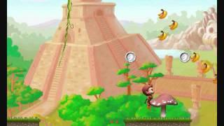 Monkey Monday's[# 4]: Jumping Bananas 2