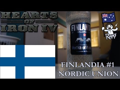 Finlandia - Road to 56 #1 - Nordic Union