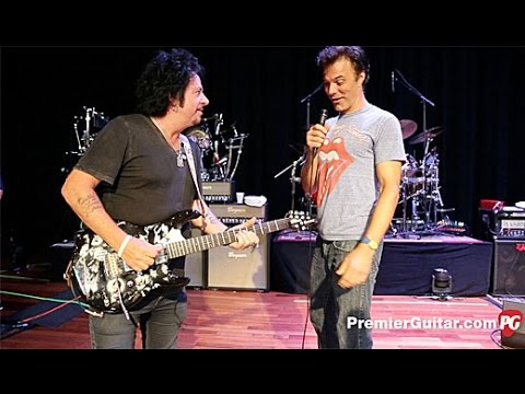 Rig Rundown - Toto's Steve Lukather