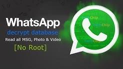 WhatsApp media derypt having owner key? - Free Music Download