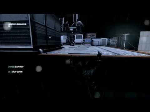 Splinter Cell: Blacklist - Russian Embassy 6-10 (Perfectionist/No HUD/Co-Op)