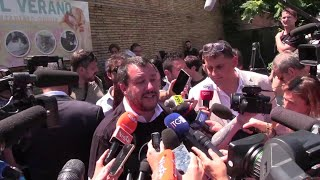 Moscopoli, Salvini: