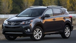 2015 Toyota RAV4 Start Up and Review 2.5 L 4-Cylinder