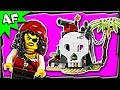 Lego Pirates TREASURE ISLAND 70411 Stop Motion Build Review