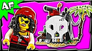 Lego Pirates Treasure Island 70411 Stop Motion Build Review