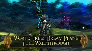 AQ3D World Tree Dream Plane Full Walkthrough | Void Knightmare