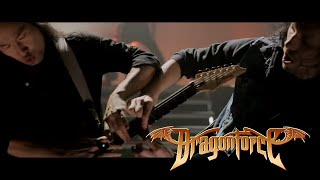 DragonForce - Cry Thunder (Official Video)