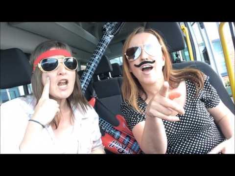 Carpool Karaoke   2017 JHG Staff