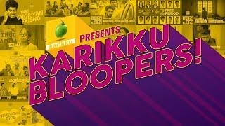 Karikku unseen leaked videos ● Latest ● karikku bloopers ● bottle cap challenge