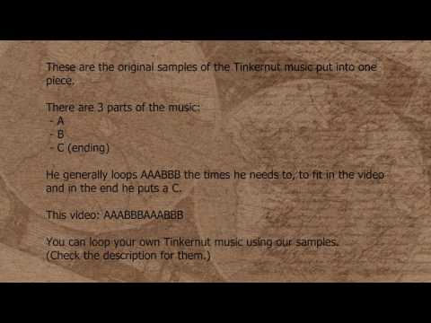 Tinkernut Background Music [Good Quality] [Original]