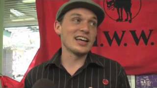 Interview w/ an IWW member